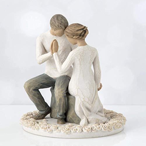 Enesco Figurine, Bunt