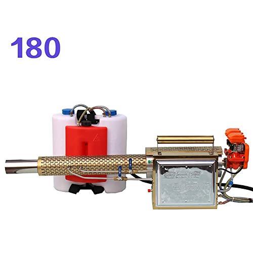 ZXIAQI 16L Thermische Nebelmaschine Tragbare elektrische Nebelmaschine für schweren Nebel Multifunktionales landwirtschaftliches Hochdrucksprühgerät für den Garten für Bauernhöfe, Obstgarten, Straße