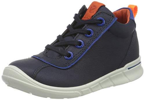 Ecco Baby Jungen FIRST Sneaker, Blau (Night Sky 1303), 24 EU