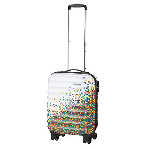 Samsonite 66366/5465 Palm Valley Bagaglio a Mano, 32 litri, Policarbonato, Multicolore