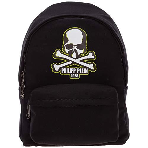 Philipp Plein hombre Skull mochila black