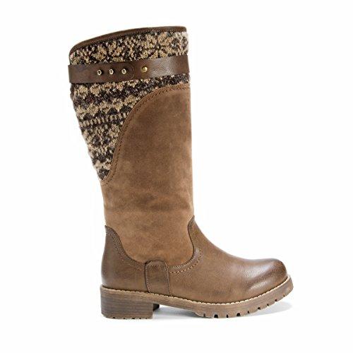MUK LUKS Women's Kelsey Boots - Chestnut