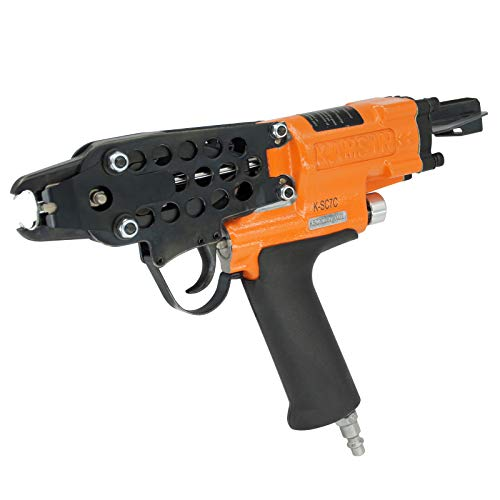 Kamsin K-SC7C15 - Pistola neumática de anillo C, 1,9 cm de diámetro de cierre de 4,8 mm de diámetro, alicates automáticos de anillo de cerdo