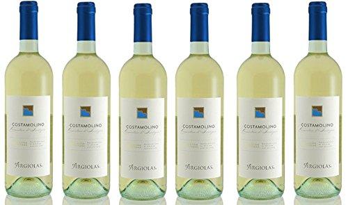 6 bottiglie di Costamolino - Vermentino di Sardegna DOC 2016