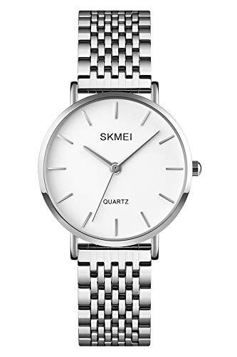 Reloj - SKMEI - Para Mujer - LemaiskmQ027 SILVER