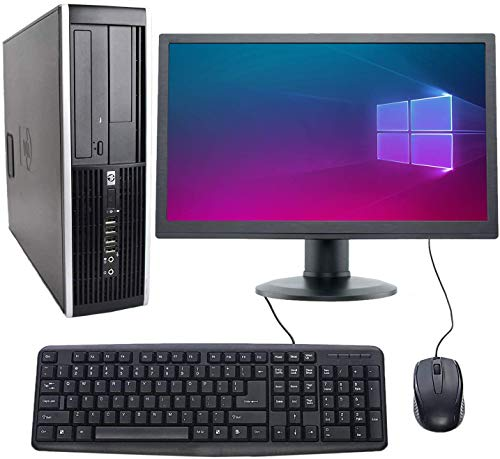 Complete set of 21.5in Monitor and HP 8300 SFF Quad Core i5-3470 8GB 500GB...