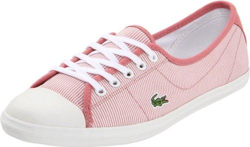 Lacoste Damen Ziane, weiß/rosa, 38 EU