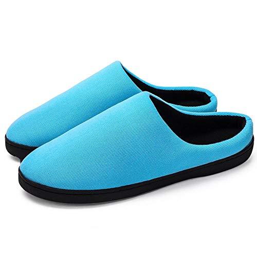 zxczxc Winter Große Größe Männer Hausschuhe Atmungsaktive Bequeme Freizeit Hausschuhe Plus Samt Halten Sie Warme Männer Baumwolle Hausschuhe Mode Schuhe