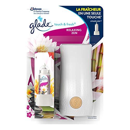 Glade Touch & Fresh Diffuser Relaxing Zen, 10 ml