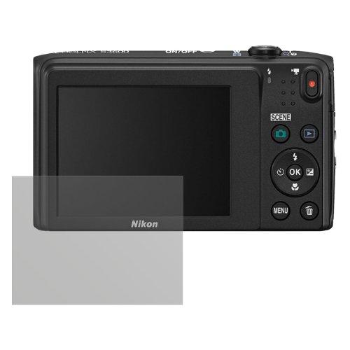 dipos I 6X Protector de Pantalla Mate Compatible con Nikon Coolpix S3600 pelicula...