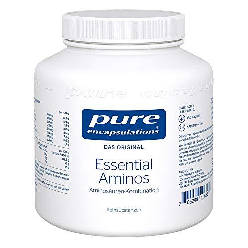 Pure Encapsulations Essential Aminos 180 Kapseln
