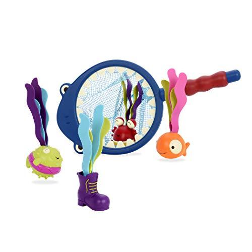 B. toys by Battat 44612 B. Tauchset Shark Diving Set