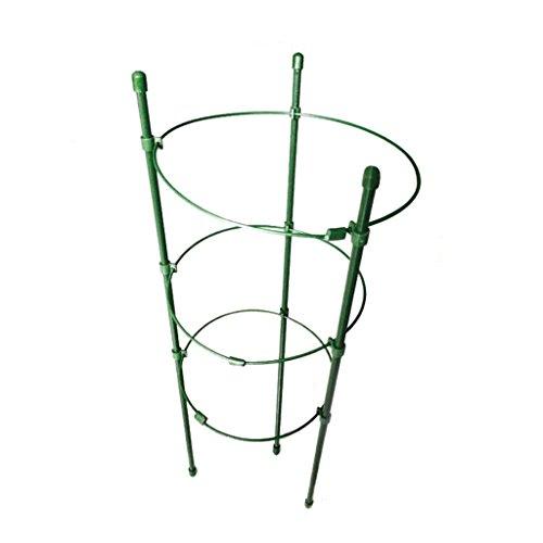 Museourstyty Pflanzentöpfe Kletterpflanzen Stahl Ständer Stützen 45 cm oder 60 cm Blumenpflanzen konisch Rankgitter Stützrahmen