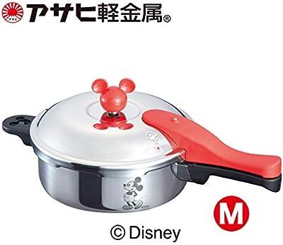 アサヒ軽金属 「《ミッキーマウス》ゼロ活力なべ(M) 」