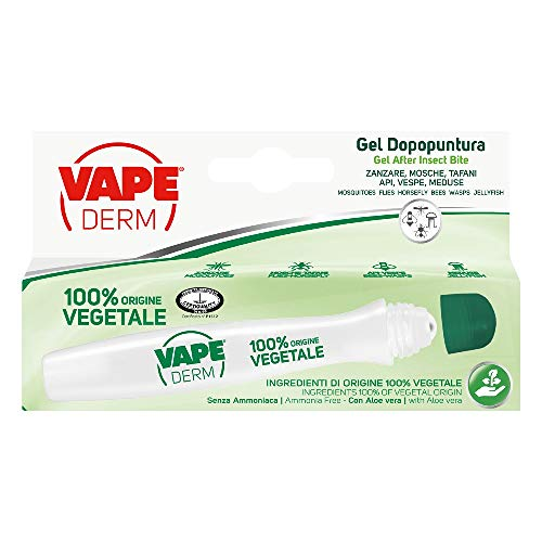 Vape - Derm Gel Dopopuntura, 100% di Origine Vegetale