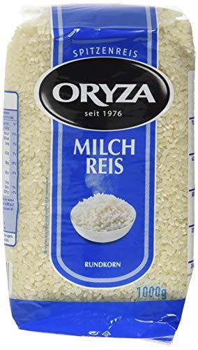 Oryza Milchreis Rundkorn, 1000 g