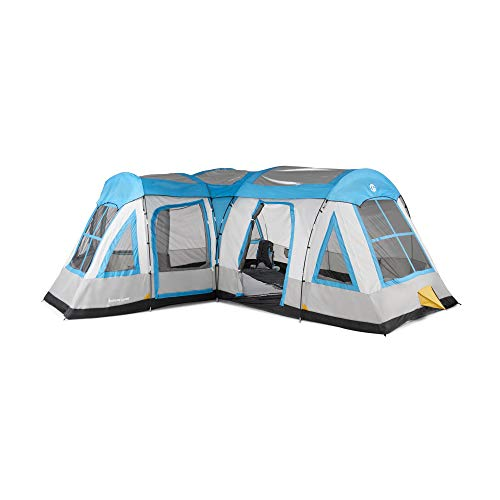 Tahoe Gear Gateway 12-Person Deluxe Camping Tent