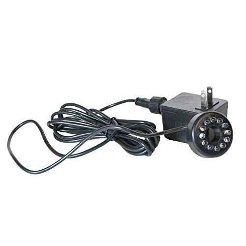 ASC 12V AC LED Ring Light with UL Transformer