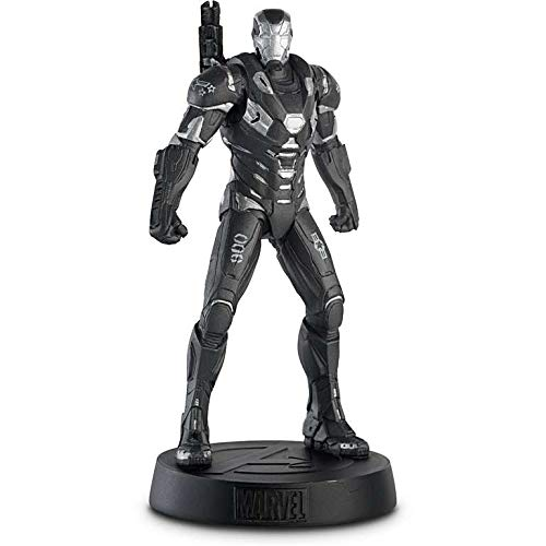Marvel Movie Collection Nº 112 War Machine (End Game) 13 cms.