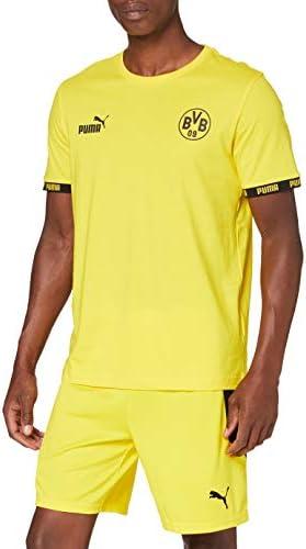 PUMA Borussia Dortmund Ftblculture tee Camiseta Hombre