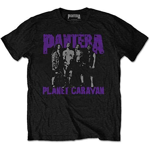 Band Monkey Pantera T-Shirt Planet Caravan