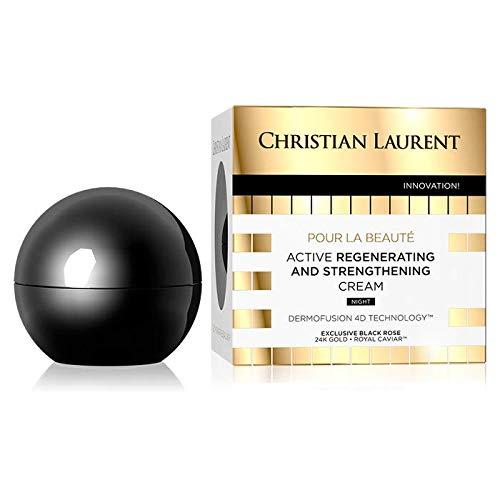 CL Aktive Nachtcreme mir regenerierender und aufbauender Wirkung, 50 ml