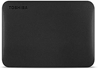 Toshiba CANVIO Ready 2.5 4TB Black - Disco Duro