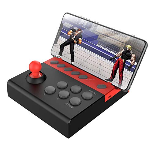 Bluetooth Gamepad Wireless Gamepad Voor Android/Ios Mobile Phone Tablet Analog Fighting Game Ipega