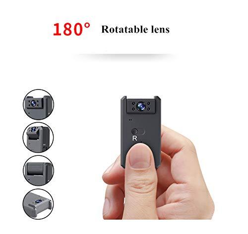 Ocamo HD 4K WiFi Mini cámara Cámara de detección de Movimiento Cámara de Gran Angular Visión Nocturna Micro cámara Productos electronicos