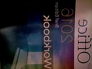 Marquee Series: Microsoft (R)Office 2016 - Brief Edition: Workbook