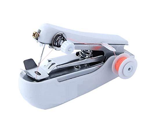 Naaimachine-DIY kleine naaimachine Naaimachine Kleine huishoudelijke naaimachine Draagbare naaimachine Snelle naaimachine (10,5 * 7,5 * 3 cm)