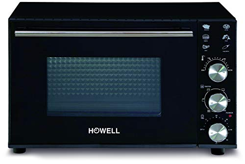 HOWELL HO.FE3619LPN Forno elettrico ventilato 36 Lt