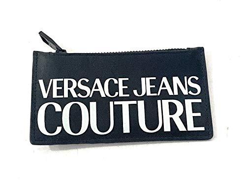 Versace Jeans Couture Geldbörse für Herren, Schwarz