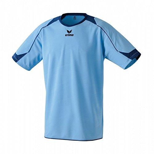 erima Trikot Santiago - Camiseta de equipación de fútbol para Hombre, Color Azul, Talla S