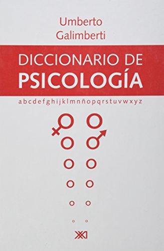 Diccionario de psicología (Psicología y psicoanálisis) (Spanish Edition)
