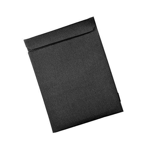 HGFQ Computer-Liner-Tasche Oxford-Stoff Täglich Pendeln Alte Pro/Air 13 Zoll [A1425 / 1502/1396/1466] Obsidian Schwarz