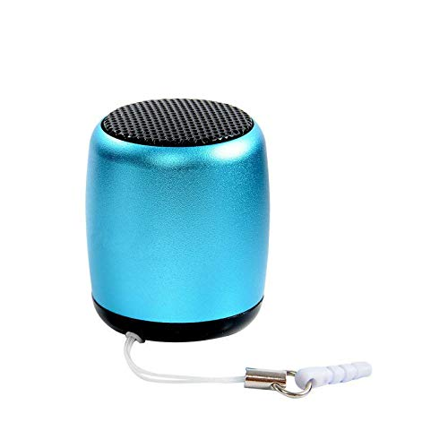 Mini Bluetooth Speaker Portable by Ancord Small Body Loud Voice
