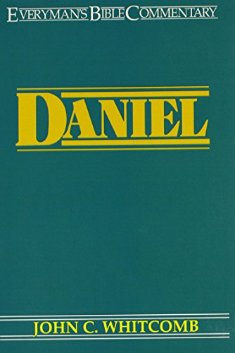 Download Daniel (Everyman's Bible Commentary) 0802420672