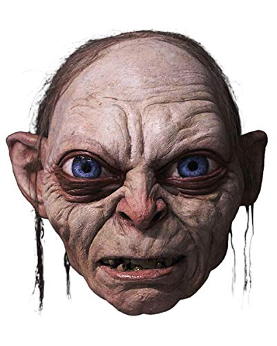 Horror-Shop Original Gollum Maske - Der Hobbit