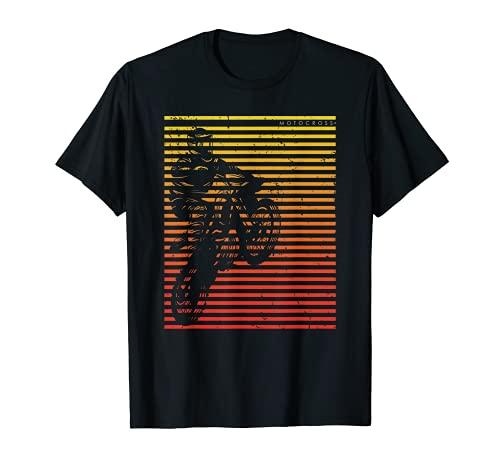 Motocross | Motocicleta todoterreno Camiseta