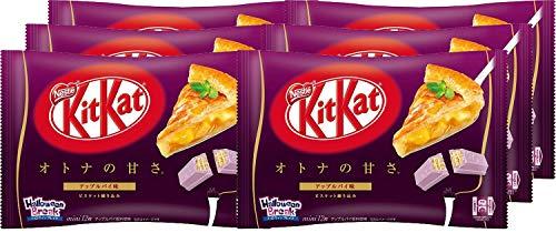 ネスレ日本 キットカットミニオトナの甘さ アップルパイ味 12枚 ×6袋