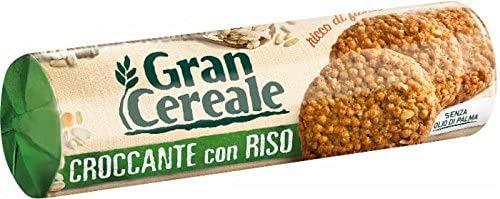 12x Mulino bianco Gran Cereale keks mit reis Getreide kekse Multi Cerealien 230g
