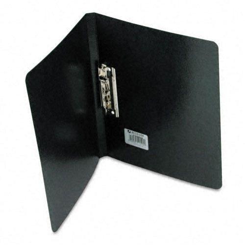 "Acco Presstex Side Bound Grip Binder - Letter - 8.50"" Width x 11"" Length Sheet Size - 125 Sheet Capacity - Ring Fastener - 0.62"" Folder Fastener Capacity - Presstex - Black - 1 Each"