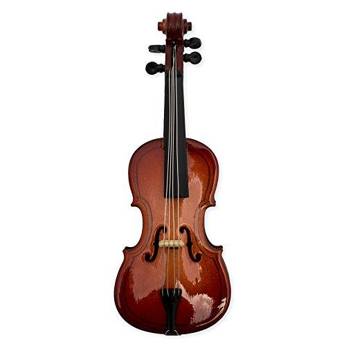 Cello Miniature Replica Magnet, Size 4 inch