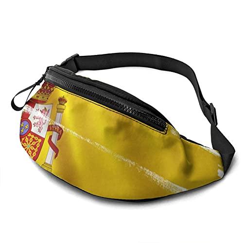 Cinturón Bandera España  marca HUBGFEQ