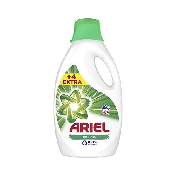 Ariel Original – Detergente líquido para la lavadora, 44 lavados