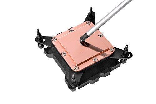 Thermaltake Pacific DIY LCS Intel/AMD W2 Copper CPU Water Block CL-W027-CU00BL-A