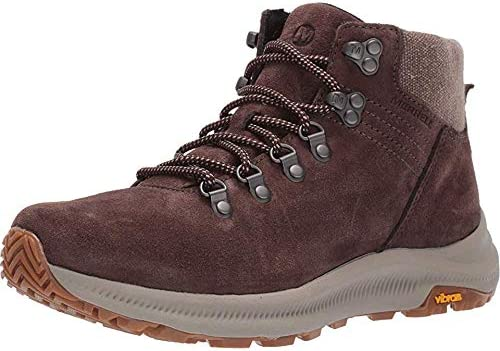 Ontario Suede Mid Hiking Boot