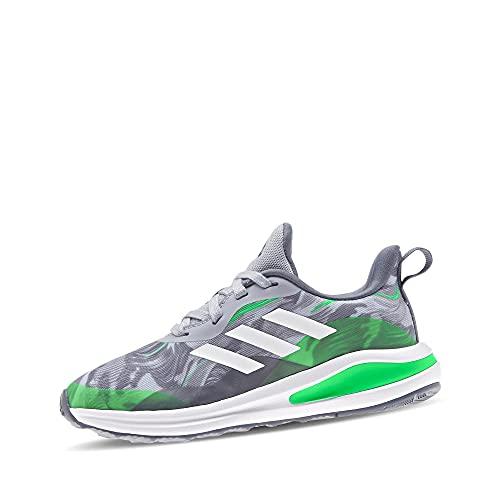 adidas Fortarun K, Zapatillas de Running, PLAHAL/FTWBLA/VERCHI, 37 1/3 EU
