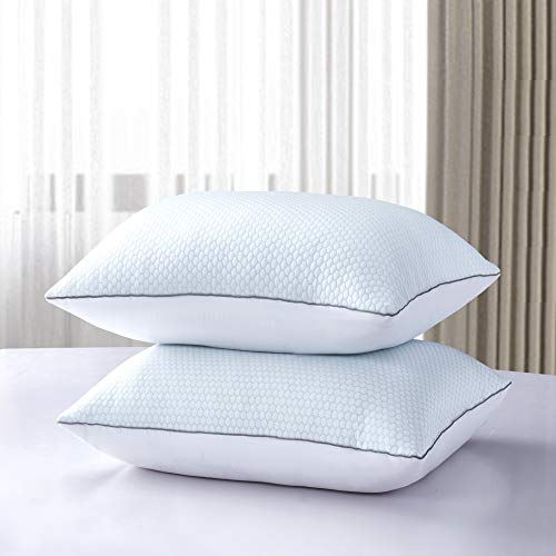 Standard All Seasons Feather Bed Pillow - Serta